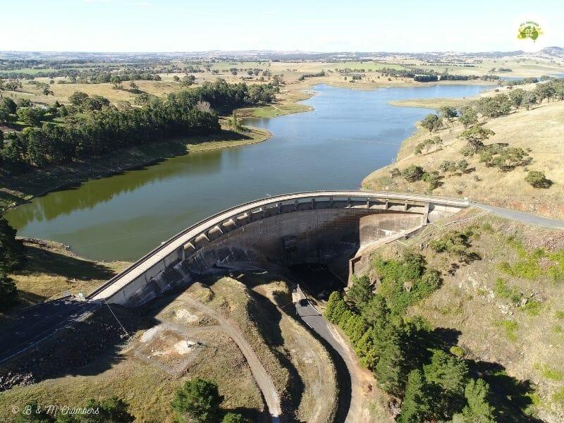 Expense Report for February 2021 - Carcoar Dam