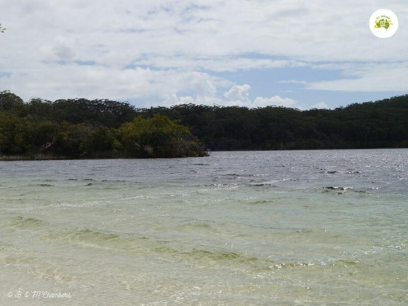 Fraser Island - Lake Mackenzie