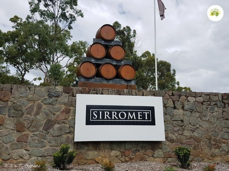 Sirromet Winery Tour