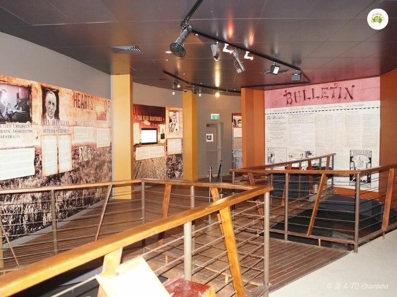 Back O Bourke Exhibition Centre