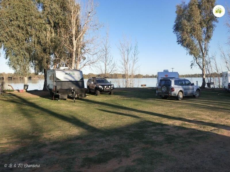 Copi Hollow Caravan Park - Menindee