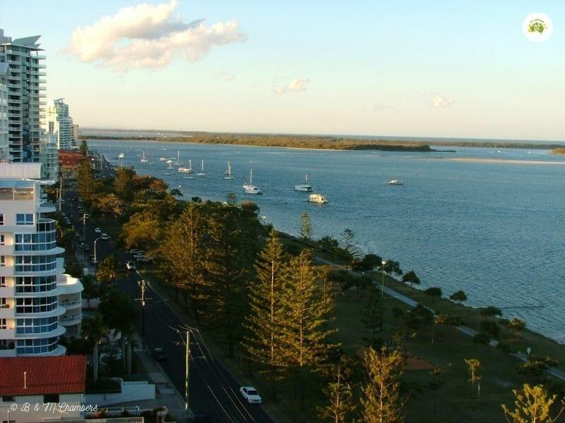 Gold Coast Broadwater Views