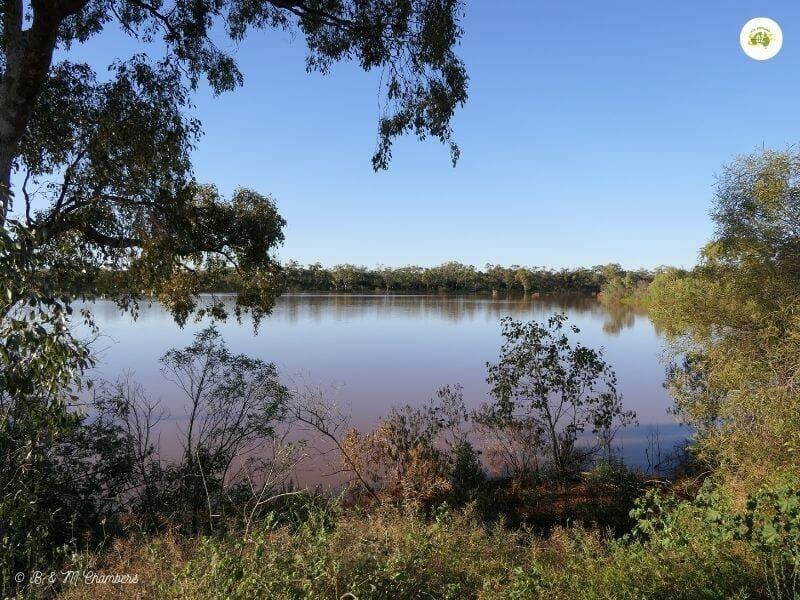 Old Reservoir, Cobar NSW