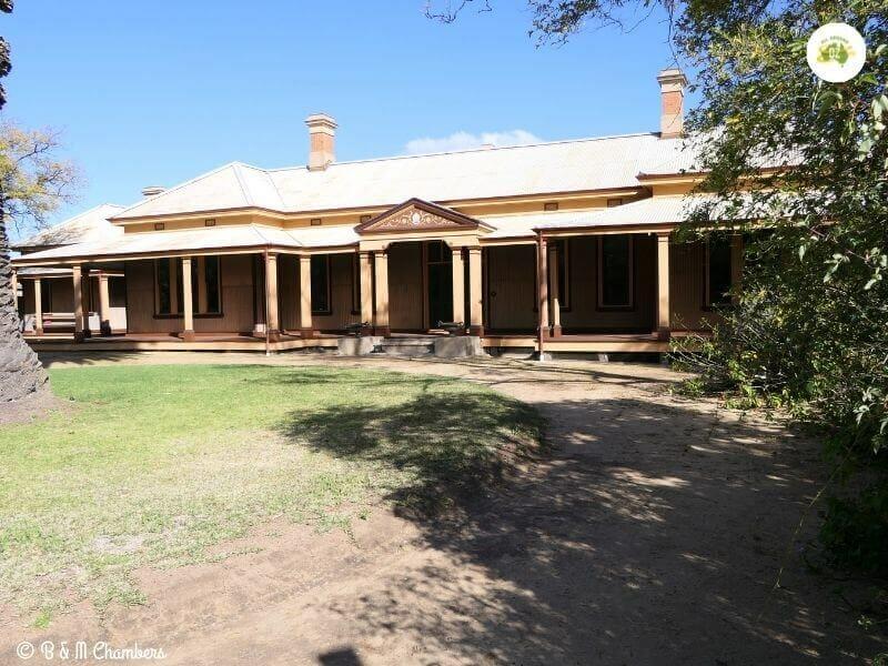 Bishop's Lodge - Hay NSW