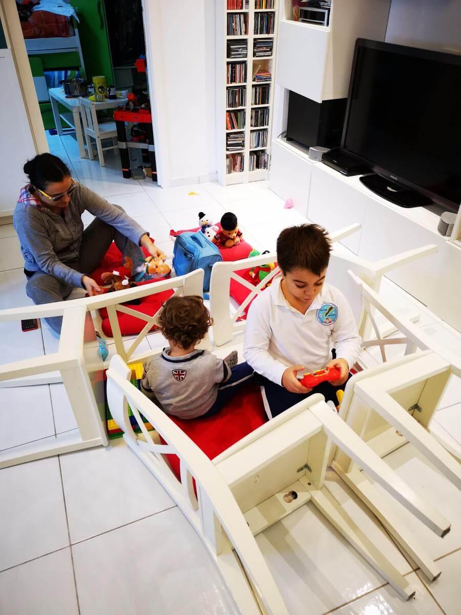 Giochi Da Fare In Casa Con I Bambini Il Gioco Dei Viaggi