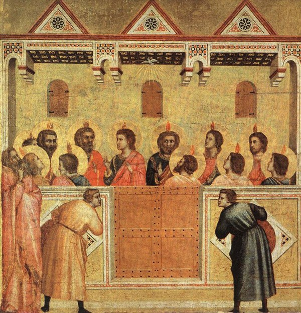 Giotto Famous Paintings