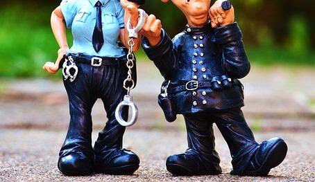 カンクンの悪徳警官