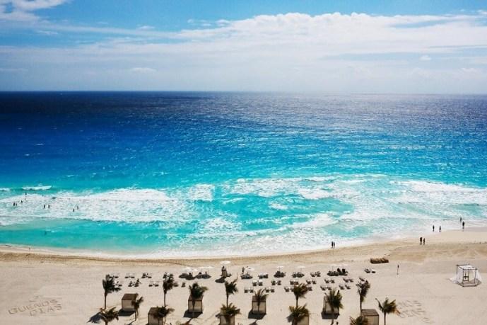 ルブラン・リゾート・ホテルのビーチ