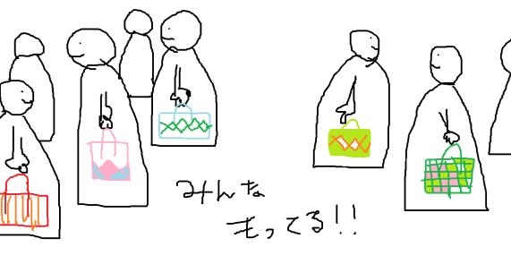 市場の様子