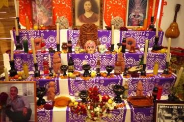 メキシコ死者の日の祭壇(オフレンダ)3