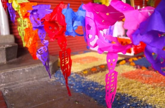 UNAMの祭壇