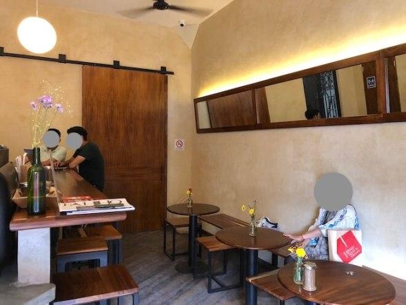 MUSS CAFE(オアハカの新しいカフェ)2