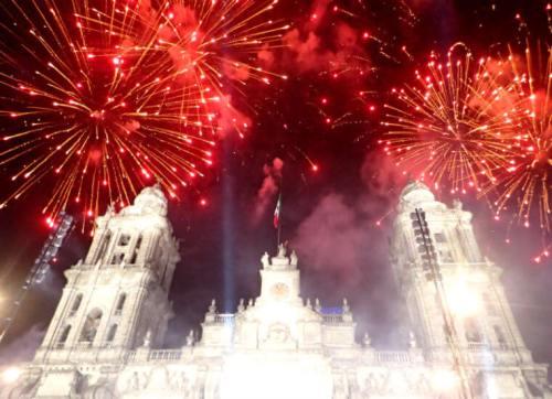 メキシコ独立記念日