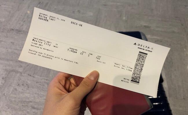 アエロメヒコの航空券・チケット
