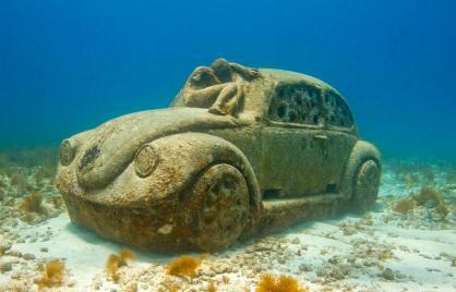 MUSA海底美術館1