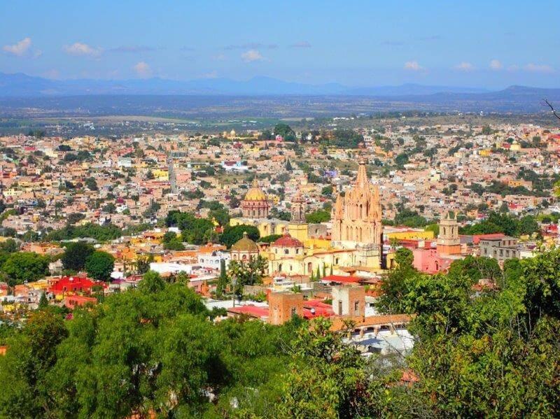 サンミゲルデアジェンデの景色2