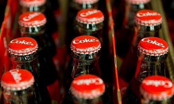 メキシコのコカ・コーラ(ボトル)