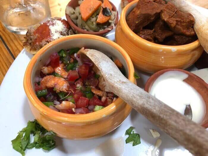 オアハカ・イスモ料理のおすすめレストラン(サンドゥンガ)10