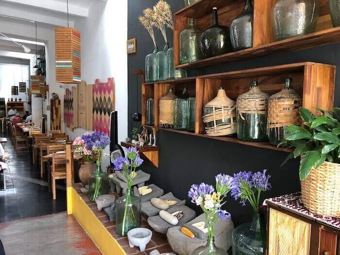 オアハカ・イスモ料理のおすすめレストラン(サンドゥンガ)12