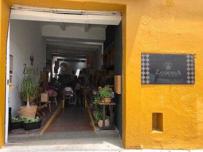 オアハカ・イスモ料理のおすすめレストラン(サンドゥンガ)13