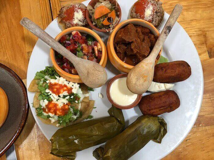 オアハカ・イスモ料理のおすすめレストラン(サンドゥンガ)8