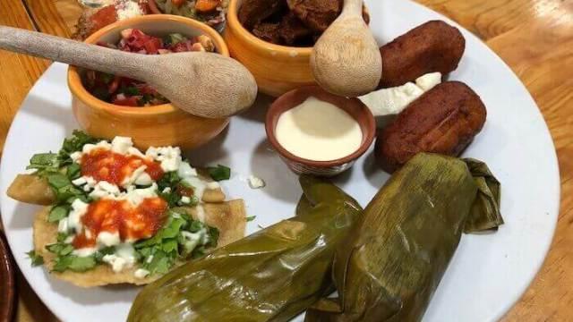 オアハカ・イスモ料理のおすすめレストラン(サンドゥンガ)9