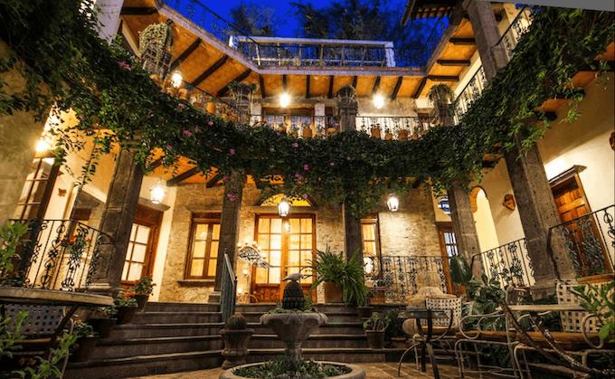 サンミゲルデアジェンデのホテル