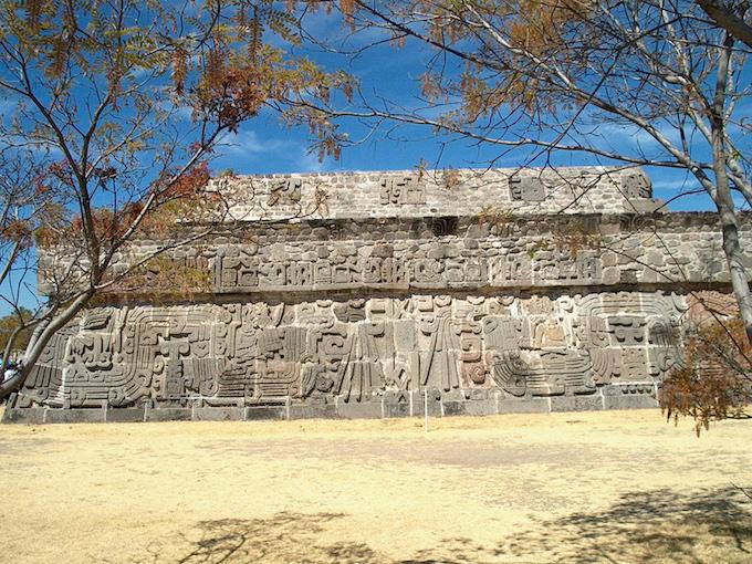 Xochicalco(ソチカルコ)
