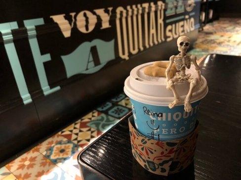 メキシコシティのカフェ(シエリト・ケリド)2
