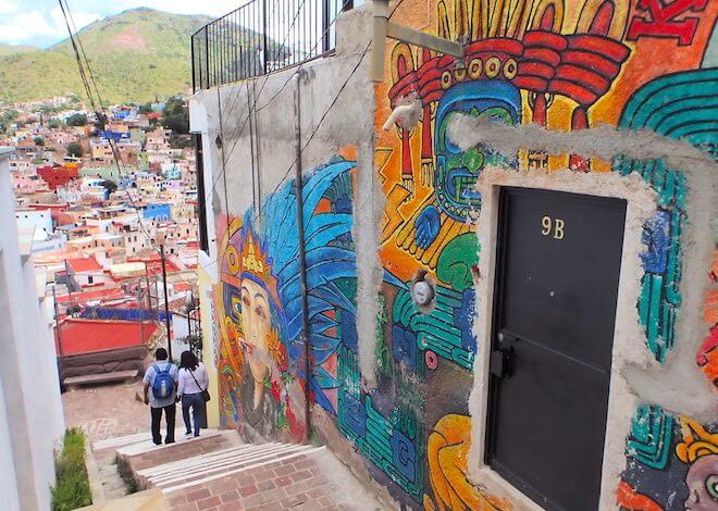 グアナファトのストリートアート3