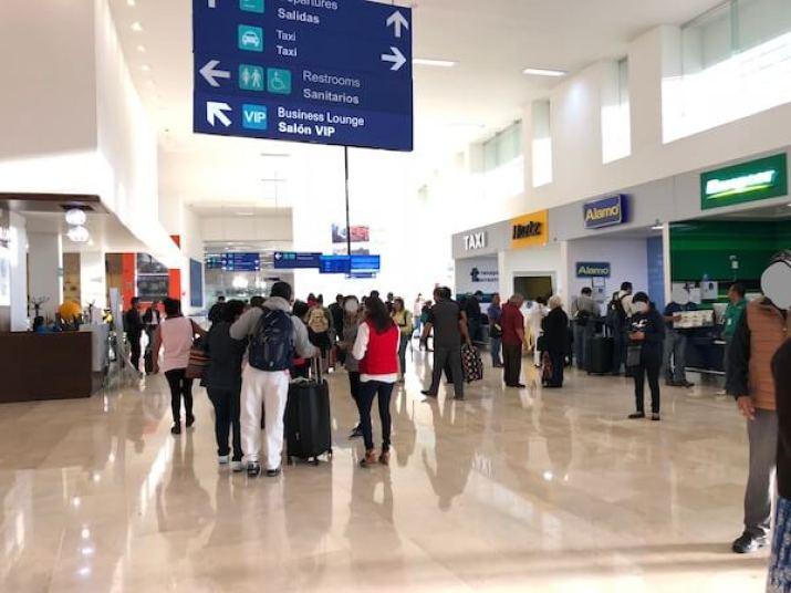 オアハカ空港(ソソコトラン国際空港)