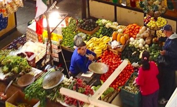 グアナファトのイダルゴ市場4