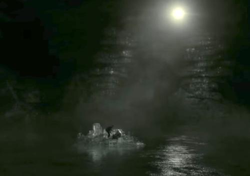 ハリーポッターに出てくるセノーテに似た湖