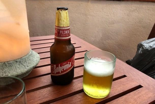 ボヘミアのビール