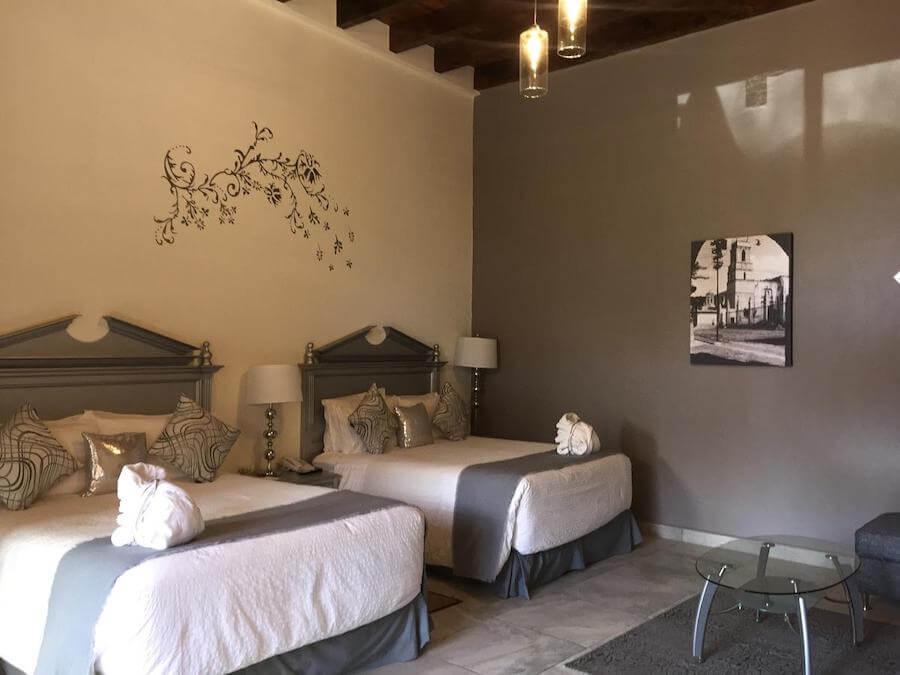 Hotel Casa Don Quijote部屋