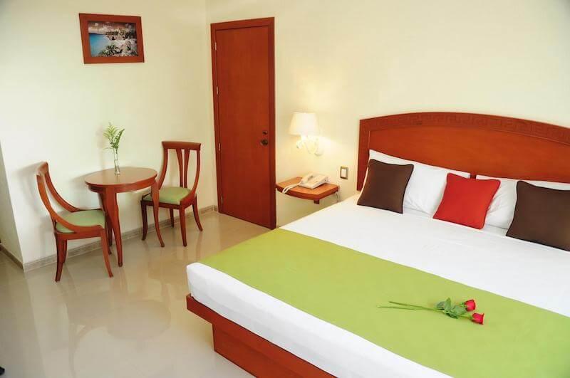 Hotel Posada Sian Kaanの部屋