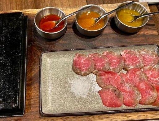 YAMAのishiyaki(焼肉)