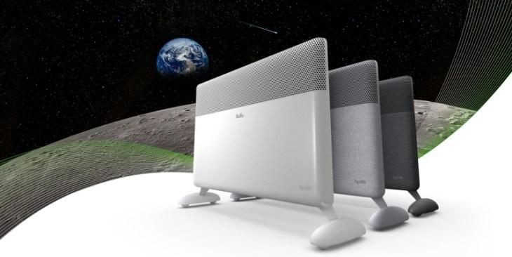 Премьера 2021: серия конвекторов Apollo Transformer System от Ballu. - фото 1