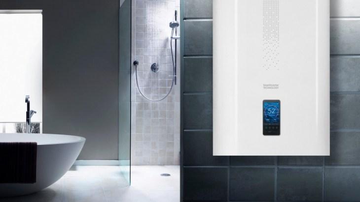 ELECTROLUX SMARTINVERTER – умный водонагреватель. - фото 5