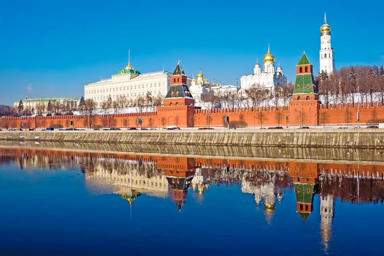 MOSCA  Alla scoperta della Russia