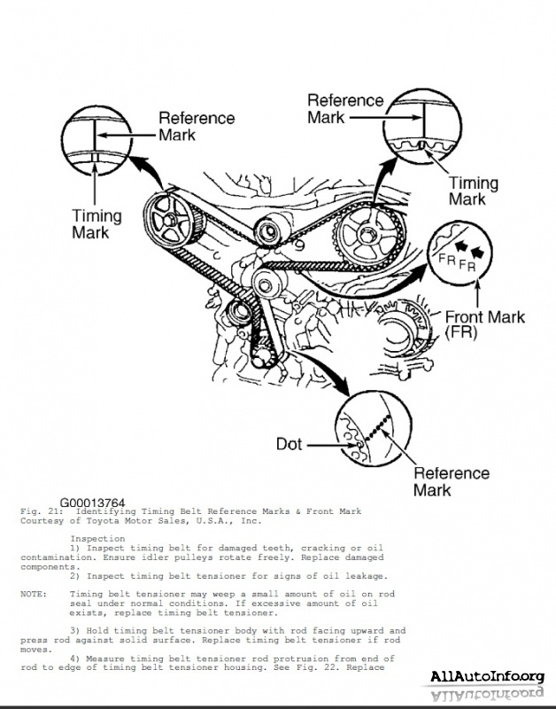 Руководство по ремонту Lexus RX300 Service Manual (1999-2000)