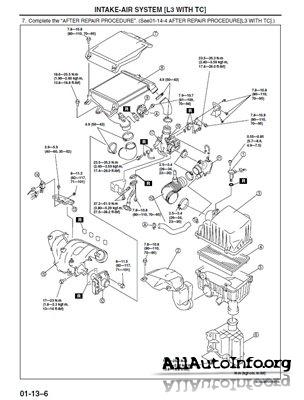 Mazda CX-7 ER 2007 Workshop Manual