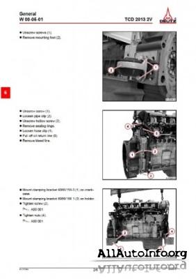 Deutz Workshop Manual (1986-2011)