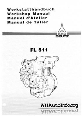 Deutz Workshop Manual (1986-2011)
