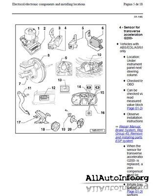 Volkswagen Golf, Jetta, GTI Service Manual (1999-2005)