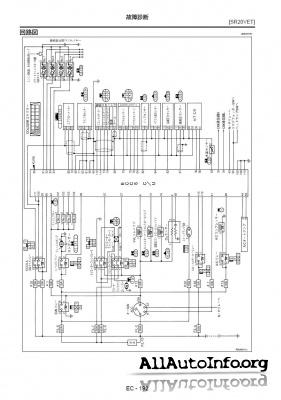 Руководство по ремонту Nissan XTrail NT30 Service manual