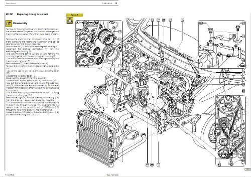 Iveco Daily Euro 4 Repair Manual (Mechanical, Electric