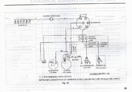 Руководство по эксплуатации Isuzu 6BG1 Diesel Engine