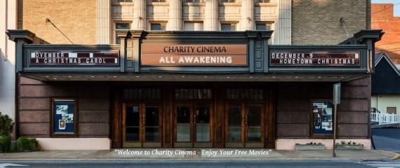 """ALL AWAKENING - CHARITY CINEMA - ENTRANCE"""