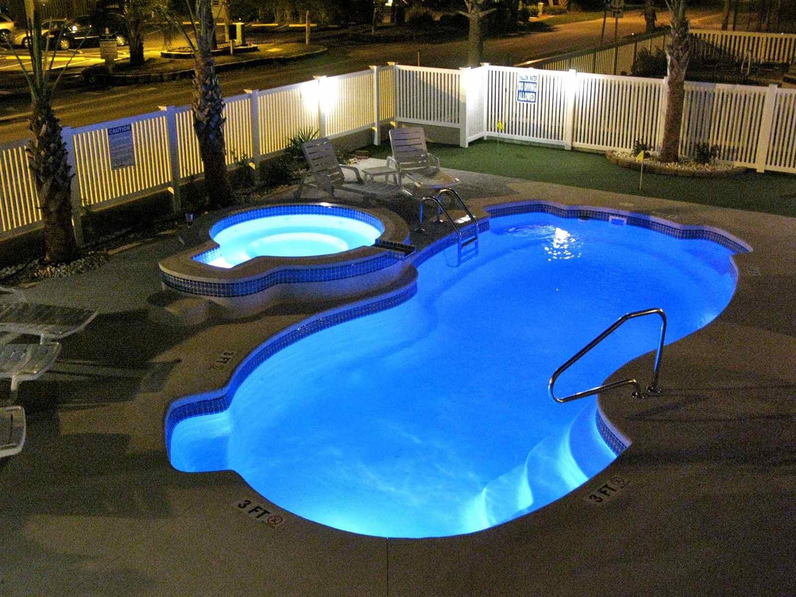 Inground Pool Deck  which to choose?